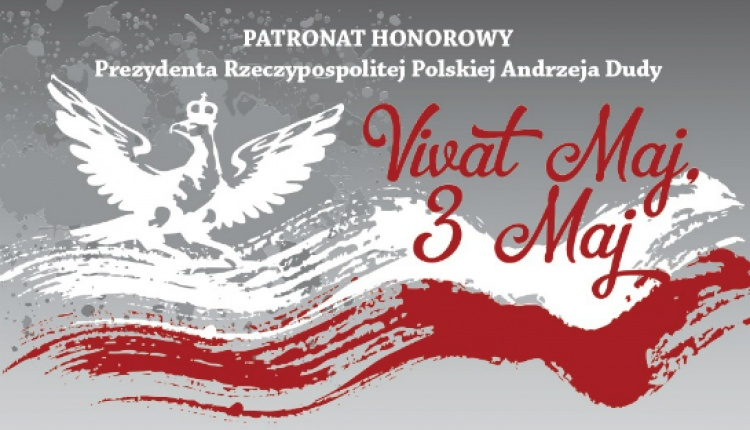 "Festyn Rodzinny ""Vivat Maj, 3 Maj"""